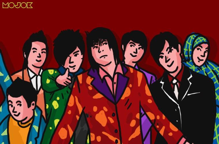 Lagu-lagu Kangen Band di Masa Lalu, Ternyata Jadi Pemicu Beberapa Kekacauan Hari ini