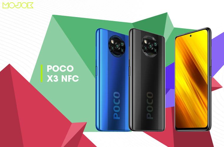Poco X3 NFC, Hape Kelas Menengah Paling Recommended di Desember 2020, Kualitasnya Nggak Jauh dari Hape Flagship MOJOK.CO