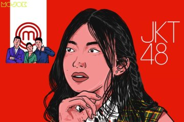 Seperti Yuri, MasterChef Indonesia Bisa Jadi Solusi Member JKT48 di Masa Pandemi
