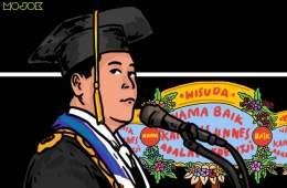 Mahasiswa Diskors 6 Bulan usai Laporkan Rektor Unnes ke KPK Tunjukkan Betapa Penting Menjaga Nama Baik Kampus Itu
