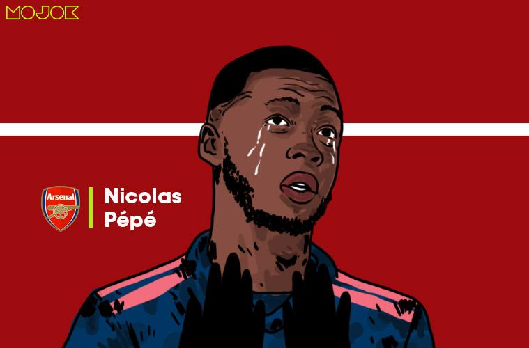 """Arsenal, Arteta, dan Pepe Harus Berhenti """"Cengeng"""", Hidup dalam Gelembung, dan Merasa Baik-baik Saja MOJOK.CO"""