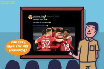 Manchester United Berhasil Lolos dari 'Gini Doang Grup Neraka' untuk Menyambut Cinta di Liga Europa
