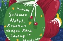 Ucapan Selamat Hari Natal dan Pelafalan Kalimat Syahadat
