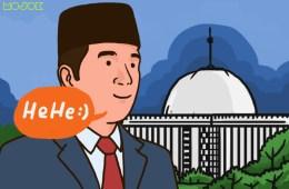 Jokowi kembali masuk dalam daftar tokoh muslim paling berpengaruh di dunia