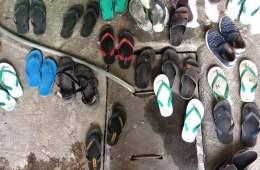Sandal hilang di masjid