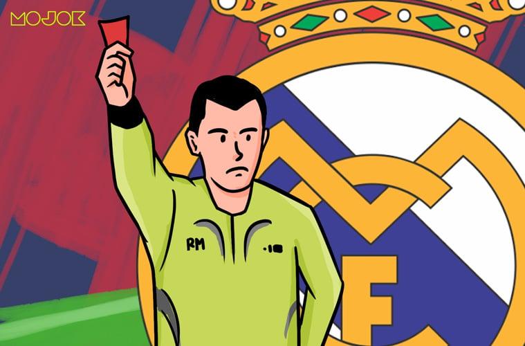 Real Madrid Dibantu Wasit? Barcelona Pecundang Terburuk di La Liga? Sungguh, El Clasico yang Seru! MOJOK.CO