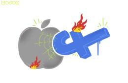 App Tracking Apple di iOS 14.5 Bikin Cemas Facebook, Media Sosial yang Sering Mencuri Data Pengguna Itu MOJOK.CO