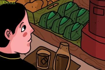 ilustrasi Sebagai Anak Nongkrong, Kami juga Pengin ke Coffee Shop Jogja yang Harga Kopinya 30 Ribuan mojok.co