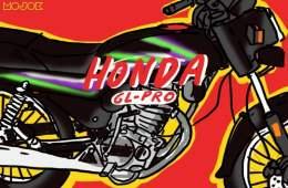 Honda GL Pro dan Modifikasi yang Membuatnya Loyo MOJOK.CO