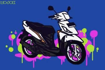 Suzuki Address: Motornya Enak, Tapi Mukanya Jelek dan Bukan Selera Orang MOJOK.CO