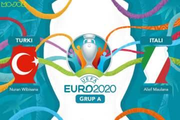 Euro 2020 Turki vs Italia: Cattenacio Turki Repotkan Italia yang Tak Terkalahkan di Fase Kualifikasi MOJOK.CO