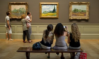 Visit the Nelson-Atkins Museum