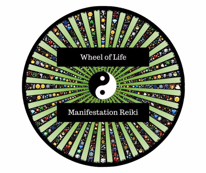wheel of life reiki