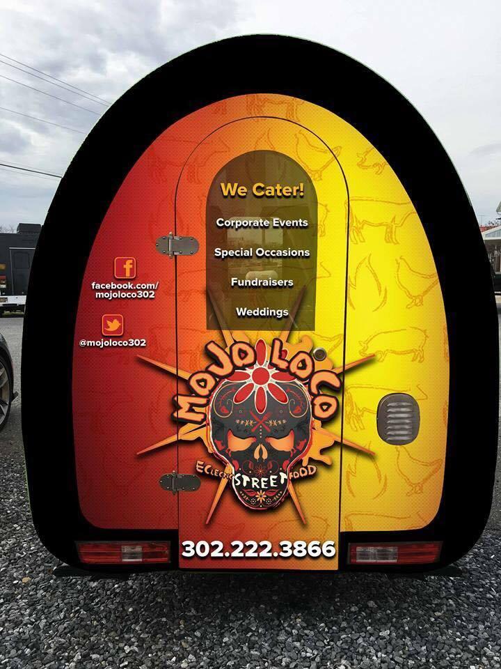 Mojo Loco Food Truck 2017