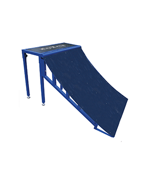 Mojo Mini quarter pipe