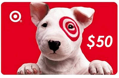 Mojo Flash Giveaway 50 Target Gift Card
