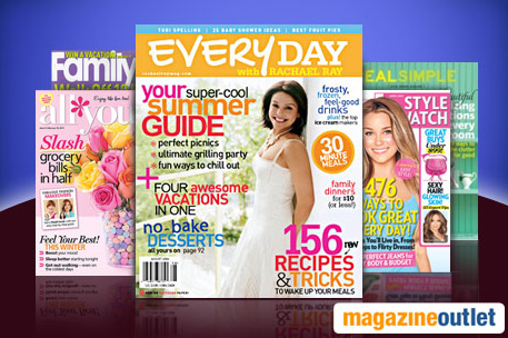 magazine outlet All You Magazine for as low as $5 for 6 months!!!