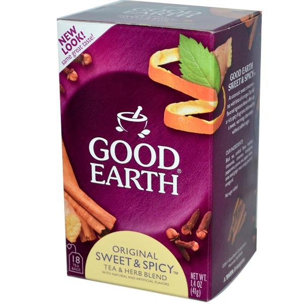Image result for good earth tea image