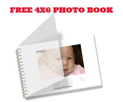 Free 4x6 Photo Book at CVS