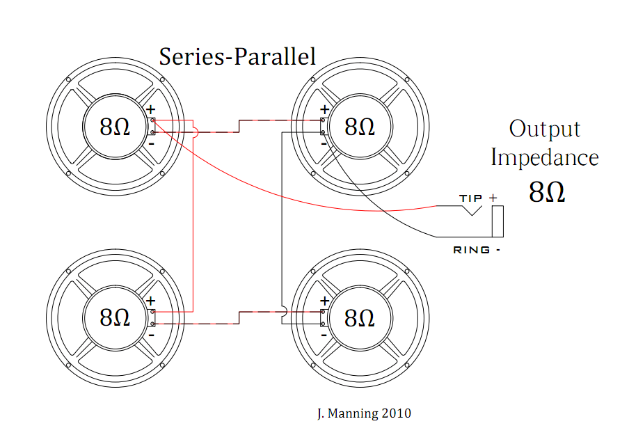 series parallel1 parallel speaker wiring diagram parallel wiring diagrams collection  at nearapp.co