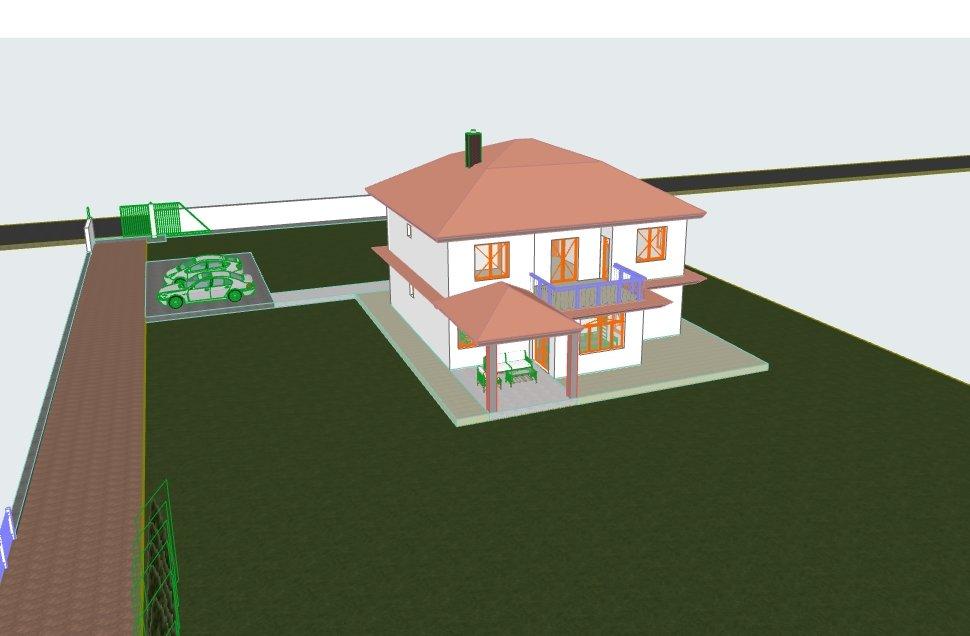arhitekta izgradnja kuce projekat