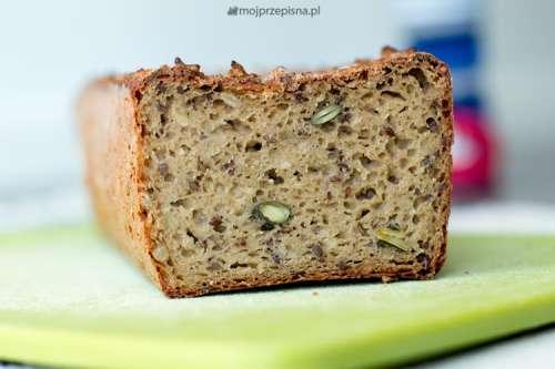 Bezglutenowy chleb drożdżowy