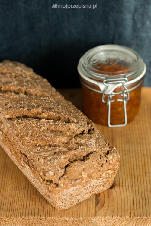 Prosty chleb szklankowy