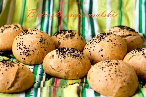 Bułeczki prowansalskie (wegańskie)