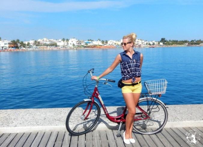 Mój Punkt Widzenia Blog - Wycieczka rowerowa po wyspie Kos