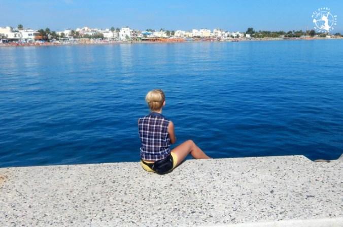 Mój Punkt Widzenia Blog - Odpoczynek w porcie, Grecja