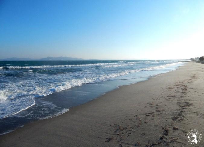 Mój Punkt Widzenia Blog - Tigaki Beach, plaża i opalanie. Wakacje na Kos.
