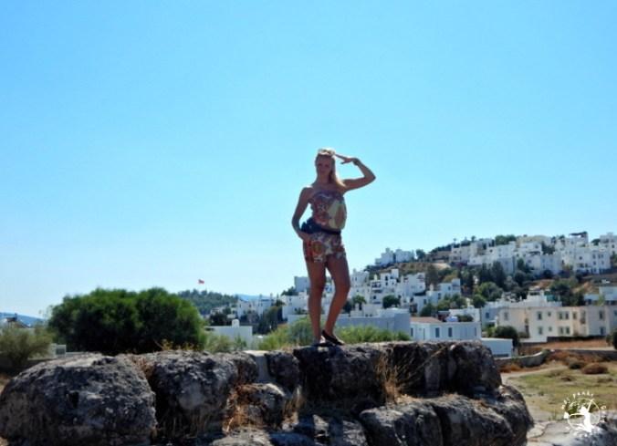 Mój Punkt Widzenia Blog - Ruiny Halikarnasu, zwiedzanie Bodrum