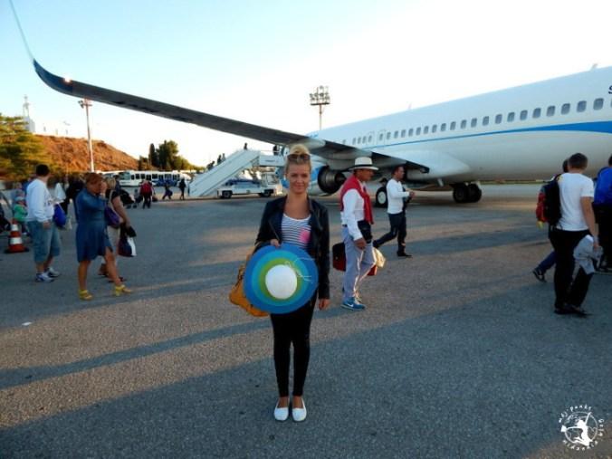 Mój Punkt Widzenia Blog - powrót do domu, Grecja