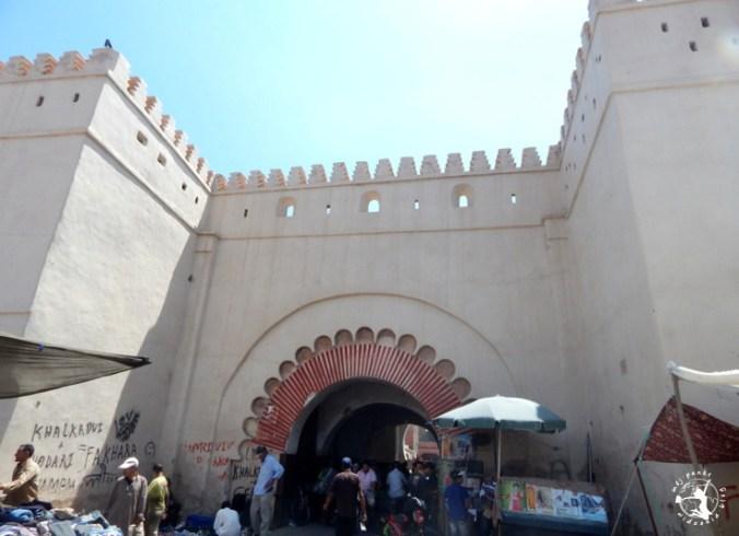 Mój Punkt Widzenia Blog - targ rzemieślniczy w Marrakeszu, Maroko