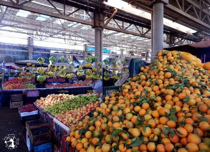 Mój Punkt Widzenia Blog - souk, targ w Agadirze