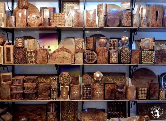 Mój Punkt Widzenia Blog - piękne, ręcznie robione produkty z drzewa, Maroko