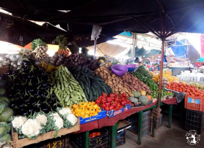 Mój Punkt Widzenia Blog - targ w Agadirze, Maroko