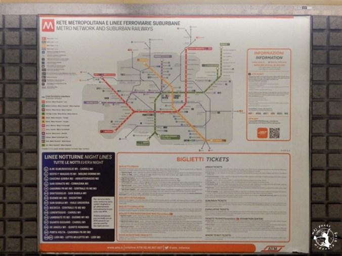 Mój Punkt Widzenia Blog - rozkład jazdy metra we Francji, Paryż