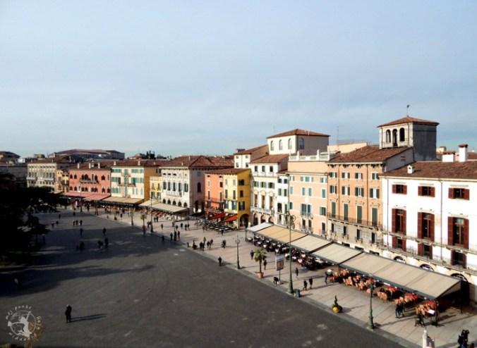 Mój Punkt Widzenia Blog - co trzeba zobaczyć w Weronie, atrakcje we Włoszech