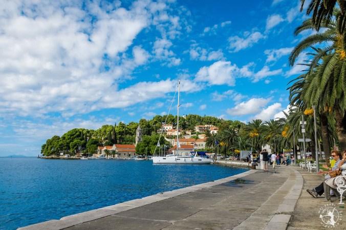 Nadmorski kurort - słoneczna Chorwacja