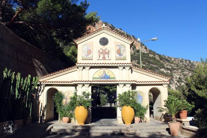 Mój Punkt Widzenia Blog - Klasztor Świętego Jerzego na Krecie