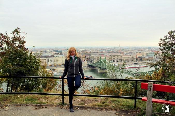Mój punkt widzenia blog - informacje o Budapeszcie, góra Gellerta