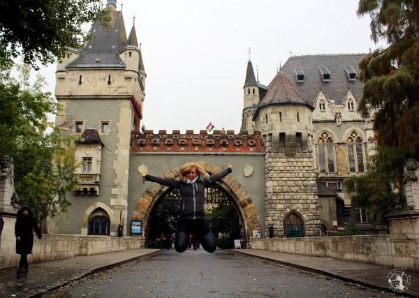 Mój Punkt Widzenia Blog - skok w Budapeszcie