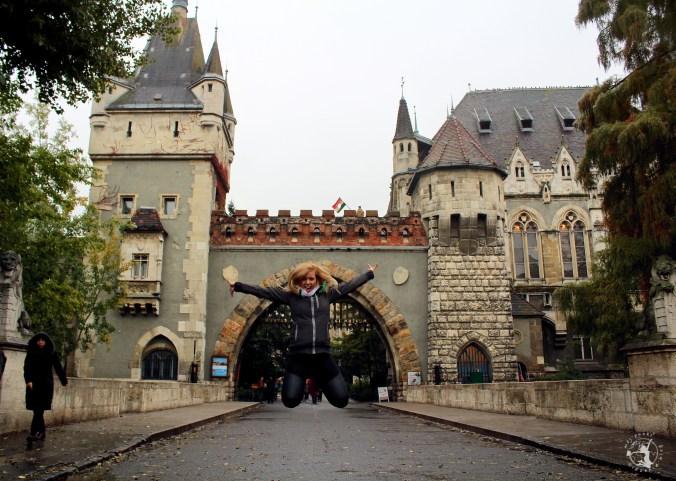 Mój Punkt Widzenia Blog - co zwiedzić w Budapeszcie, Zamek Vajdahunyad