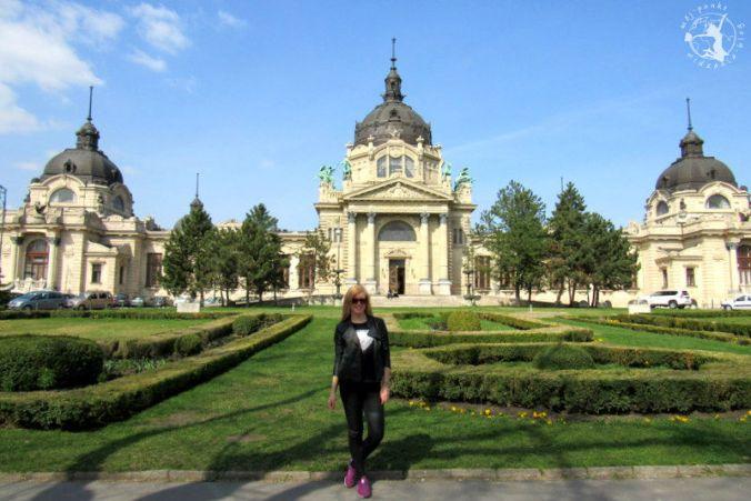 Mój Punkt Widzenia Blog - Termy Széchenyiego