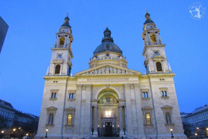 Mój Punkt Widzenia Blog - Bazylika św. Stefana