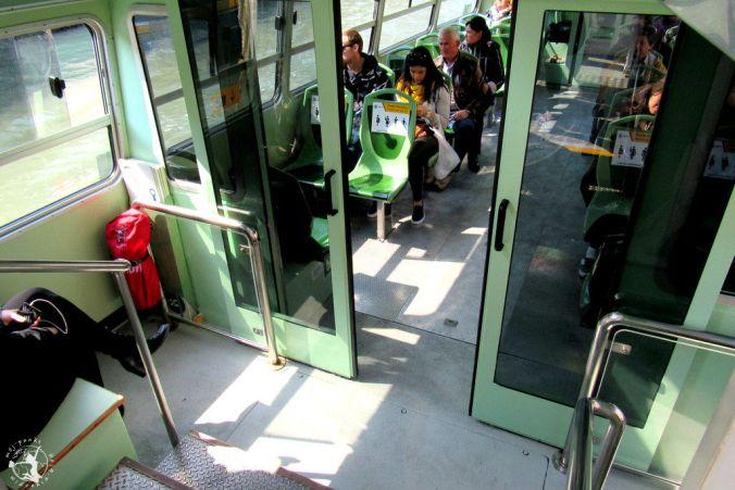 Mój Punkt Widzenia Blog - tramwaj wodny w Wenecji
