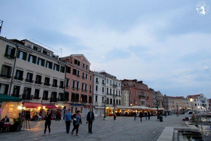 Mój Punkt Widzenia Blog - wieczór w Wenecji