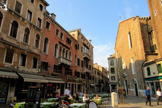 Mój Punkt Widzenia Blog - spacery po Wenecji