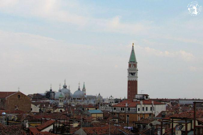 Mój Punkt Widzenia Blog - widok na dzwonnicę
